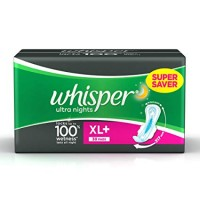 Whisper Ultra Nights XL+ 30pads