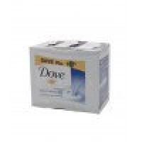Dove White Cream Bar Soap 3 x 100g .300