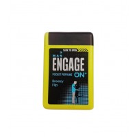 Engage ON Breezy Flip Pocket Perfume For Men 18ml