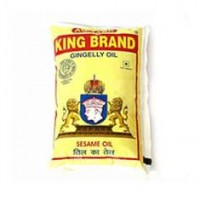 King Brand Gingelly Oil, 1ltr