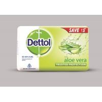 Dettol Soap Aloe Vera,100g