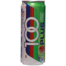 100 Plus Isotonic Drink, Lemon Flavor