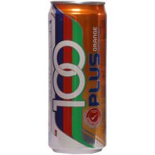 100 Plus Isotonic Drink, Orange Flavor