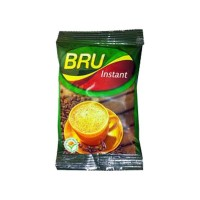 Bru Instant Coffee Powder Sachet, Rs 5 - Pack of 16