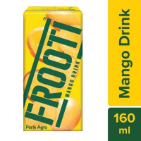 Frooti Mango Drink , 160ml