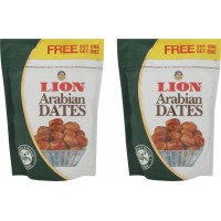 Lion Arabian Dates 500g Buy 1 Get 1 Free