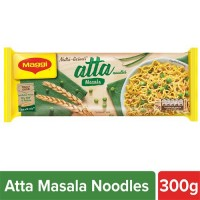 MAGGI Nutri-licious Atta Masala Noodles, 300 gm