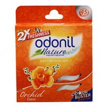 Odonil Nature Air Freshener Orchid Dew,75g