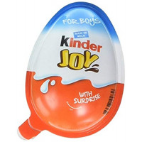 Chocolate Kinder Joy for Boys with Surprise Inside 20g