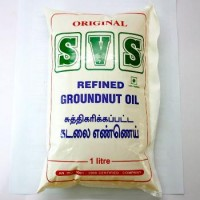 SVS Groundnut Oil White 1litre
