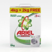 Ariel  Matic Front Load,  Buy 4kg and Get 2kg Free