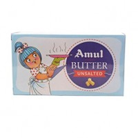 Amul Butter - Unsalted, 500g