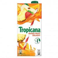 Tropicana Mixed Fruit Juice,1Ltr