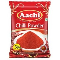 Aachi Chilli Powder, 50g