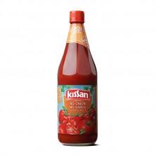Kissan No Onion No Garlic Sauce Bottle, 500g