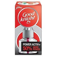 Good knight Activ Advanced + Liquid Refill 33% Extra Protection 60 Nights (45 ML)