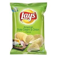 Lays American Style Cream & Onion, 52g