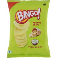 Bingo Cream & Onion, 25g