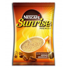 Nescafe Sunrise Coffee 11g (10 Rs)-Pack Of 5