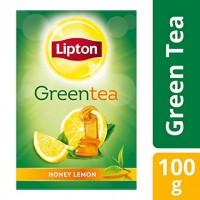 Lipton Honey Lemon Green Tea, 100g Loose Pack