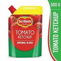 Del monte Tomato Ketchup Pouch, 500g