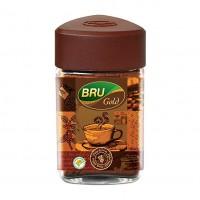 Bru Instant Coffee Powder, Gold, 50g Jar