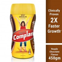 Complan Royale Chocolate Flavour, 450g Jar