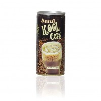 Amul Kool Cafe, Milk n Coffee, 200 ml Tin