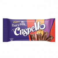 Cadbury Dairy Milk Crispello Chocolate 34g