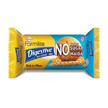 Sunfeast Farmlite Digestive All Good, 100g (No Added Sugar Or Maida)