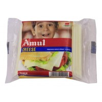 Amul Cheese - 10 Slices, 200g Pack(10 x 20g)