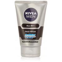 Nivea Men All-In-1 Facewash,( Reduces Acne,Refreshes Skin), 50g