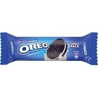 Cadbury Oreo Chocolate Sandwich Biscuits 120g