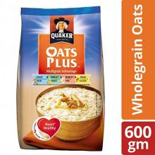 Quaker Oats Plus - Multigrain Advantage, 600g Pouch Pack