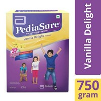 PediaSure Health & Nutrition Drink Powder for Kids Growth - 750g (Vanilla)
