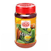 777 Mixed Pickle  (without Garlic)  200g Buy 1 Get 1 Free