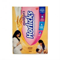 Horlicks Mothers -  Kesar - 500 Gm
