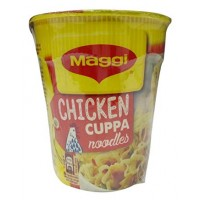 MAGGI Chicken Cuppa Noodles Free Ola rides Inside Pack
