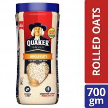 Quaker Whole Oats, 700gm Jar
