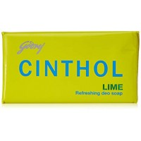 Godrej Cinthol Lime Refreshing Deo Soap 100g