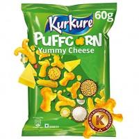 Kurkure Puffcorn  Yummy Cheese, 30g