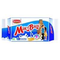 Britannia Milk Bikis Biscuits, 120g