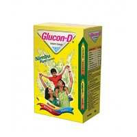 Glucon-D Energy Drink  (50 g Extra Pack)  (Nimbu Pani Flavoured), 125g