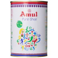 Amul Ghee, Pure, 1 L Tin