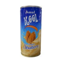 Amul Cool Badam Shakers 200ml Tin