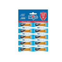 Nippo Gold AAA Battery, 1pc