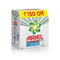 Ariel Complete Matic Detergent Powder, Top Load - 3kg