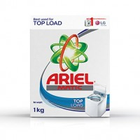 Ariel Complete Matic Detergent Powder Top Load - 1 Kg