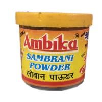 Ambika Sambrani Powder, 50g