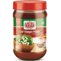 777 Cut Mango Pickle Without Garlic, 300g